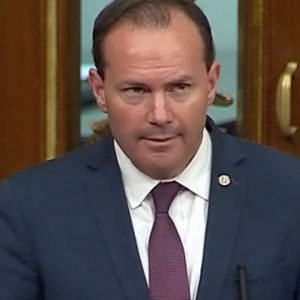 'We Have A Debt Ceiling For A Reason': Mike Lee Decries Debt, Democratic Spending