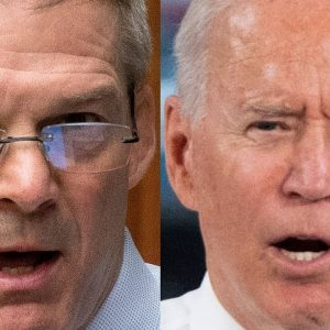 'Worst 10 Months Of Any Administration In History': Jordan Castigates Biden In House Speech