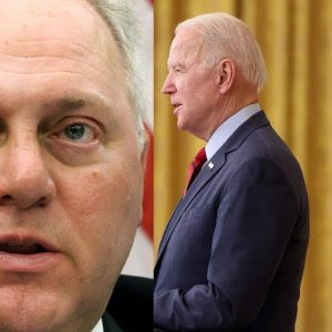'I Think That's Embarrassing': Scalise Mocks Biden's Answer To Question At CNN Town Hall
