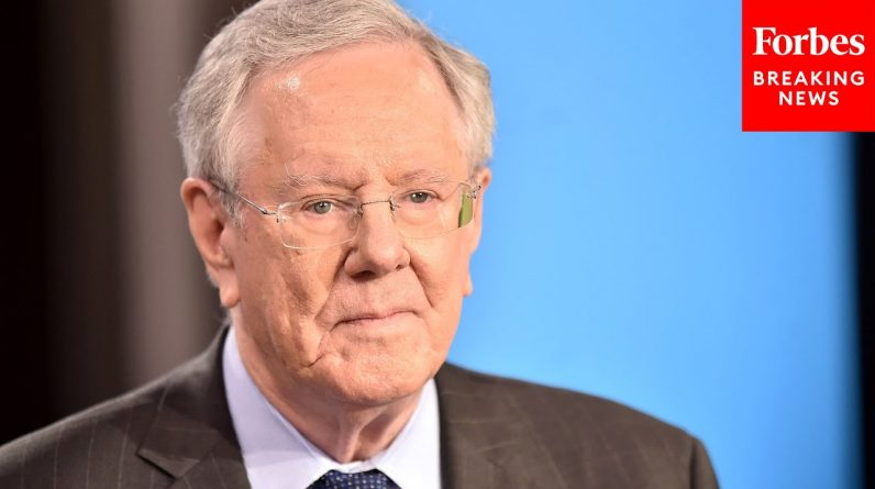 Steve Forbes Gives His Take On Upcoming COP 26 UN Climate Change Conference