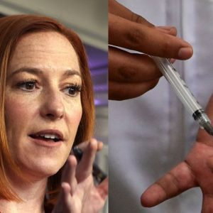 Psaki Tries To Reconcile Increasing Vaccination Rates And High Level Of Job Openings