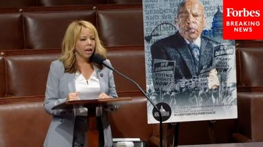 'We Are Better Than This': Lucy McBath Argues Against Efforts To Supress Voting Rights