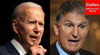'Agreement On The Need To Move Forward': Psaki Describes Outcome Of Biden Meeting With Manchin