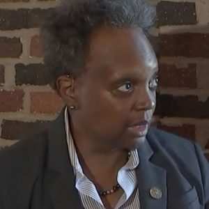 Lori Lightfoot Warns Cops Against 'Insubordination' Amidst Vaccine Mandate Clash With Police Union