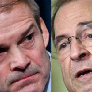 'What Are You Afraid Of?' Hearing Erupts As Jim Jordan Blocked By Dems From Showing Video