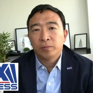Andrew Yang speaks out after leaving the Democrat Party