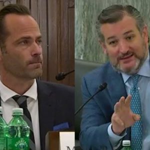 'You're Here Under Oath, Are You Going To Answer The Questions?' Cruz Grills TikTok Executive