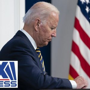 Biden's approval rating hits new low of 38 percent in latest poll