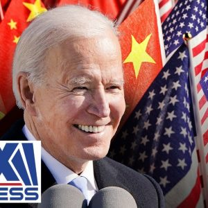 China knows Biden admin is 'incredibly weak' right now: Rep. Malliotakis