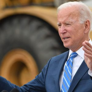 'Tired Of Trickle Down': Biden Promotes Spending Bill Proposal In Visit To New Jersey