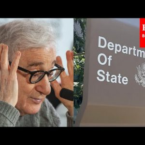State Dept. Spox Quotes Woody Allen While Speaking About Human Rights Council