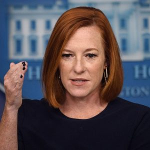 'We Are Almost There': Psaki Expresses Optimism In Passing Climate Legislation
