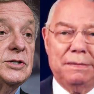 Dick Durbin Remembers Colin Powell, Reflects On His Support Of Some Progressive Causes
