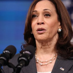 'There's So Much At Stake': Kamala Harris Discusses Build Back Better Agenda