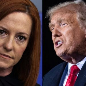 Jen Psaki Takes Swipes At Trump Admin While Maintaining Independence Of Justice Department