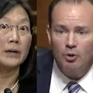 'You've Stated A Couple Things That I Find Troubling': Lee Grills Judicial Nom On Past Statements