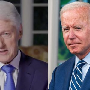'He Sends His Best': Biden Relays Message From Bill Clinton Who Is In The Hospital