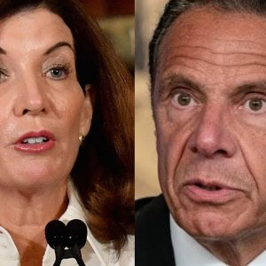 Hochul Asked Point Blank About Cuomo Running In Primary Race