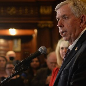 'Beyond Unethical': Parson Threatens Criminal Prosecution Of Reporter Who Found State Website Flaw