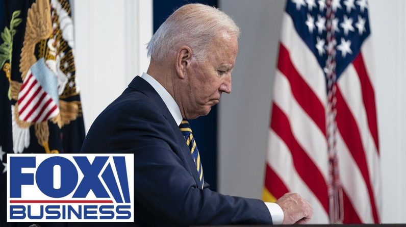 Biden 'weighing heavily' on governor elections as race tightens in Va, NJ: Goodwin