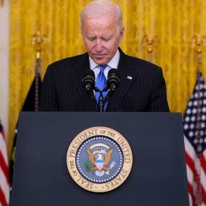 Biden Border Chief Nominee Admits 'Always Some Degree Of People Of People Crossing The Border'