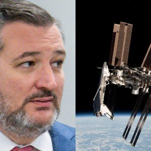'Critical Tool For Projecting American Leadership': Cruz Advocates For International Space Station