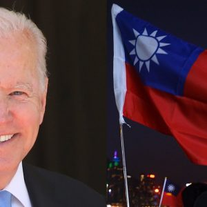 White House Maintains There's No Change In US Policy Towards Taiwan After Biden's Comments