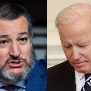'It Is Scandalous': Ted Cruz Rips Into Biden And Dems For Ignoring Border