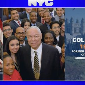 JUST IN: De Blasio Mourns Death Of 'Truly Great New Yorker' Colin Powell
