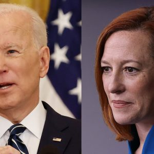 'We Don't See Things As Darkly As You Do': Psaki Asked About Struggles In First Year Of Biden Admin