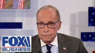 Kudlow: Weaponizing the Justice Department is 'utterly ludicrous'