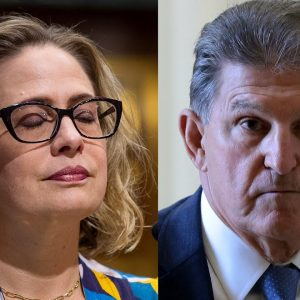 Dem Rep Throws Subtle Jabs At Manchin And Sinema As 'Obstinate Few' Blocking Reconciliation