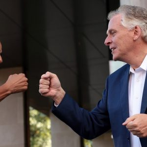 Holding A Narrow Lead, Terry McAuliffe Recruits Obama To Hit The Virginia Campaign Trail