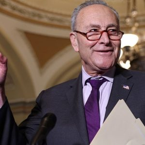 'Restoring Peoples' Faith In Our Democracy': Schumer Announces Voting Rights Legislation