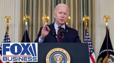 Live: President Biden delivers remarks on supply chain problems