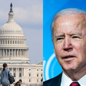 Psaki Says Lawmakers Are Making Progress As Biden Dedicates More Time To Congressional Meetings