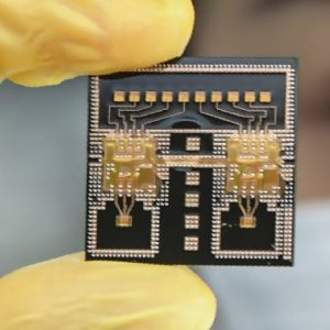 Mark Kelly Warns About US Reliance On China For Essential Microchips