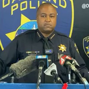 Oakland Police Discuss Fatal Shooting Of Teen As Homicides Rise In The CIty