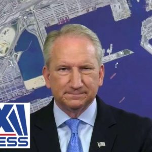 Port of Los Angeles CEO on record backlog of container ships hitting the US