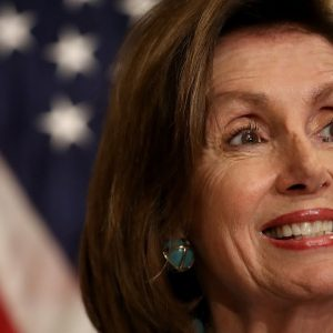 Pelosi Holds Press Conference With Alyssa Milano On The Equal Rights Amendment