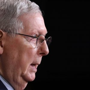 McConnell: 'Our Troops Are Being Put In The Back Seat So The Socialists Can Drive The Car'