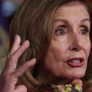 JUST IN: Nancy Pelosi Holds Press Conference As House Prepares To Debate Debt Limit Bill