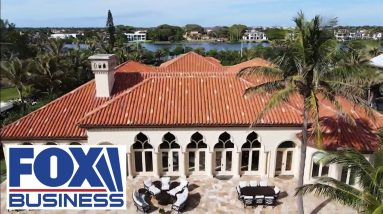 Palm Beach waterfront mansion stretches more than 20,000 square feet