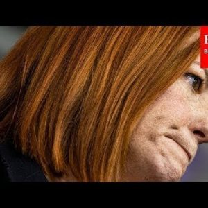 Psaki Pressed On Criticism Of Biden From The Left