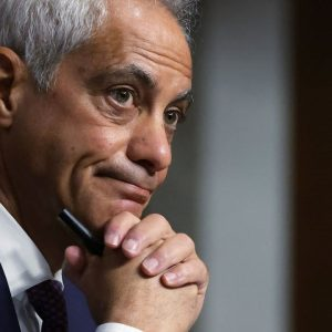 Rahm Emanuel Grilled By Democrats And Republicans At Senate Hearing
