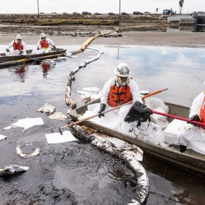 Democrats And Republicans Discuss Coast Guard Oversight In Senate Commerce Committee