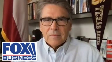 Rick Perry blasts Biden's assault on American energy independence