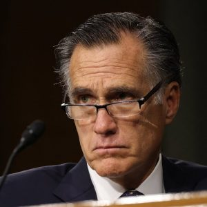 Romney Warns China 'Seeks To Replace' USA As Global Superpower
