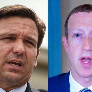 Ron DeSantis Goes After Mark Zuckerberg For Funding Election NGOs