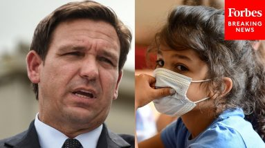 Ron DeSantis Says Covid Restrictions On Schooling 'Not Based In Reality'